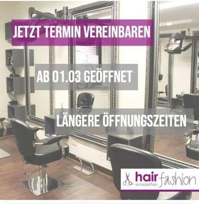 Hair-Fashion - Es geht wieder los!
